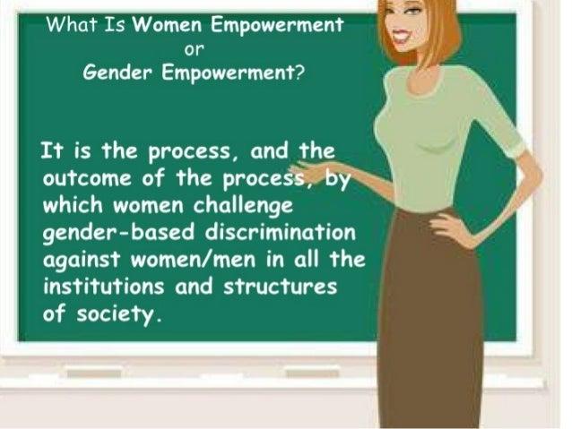 women empowerment Slide 3