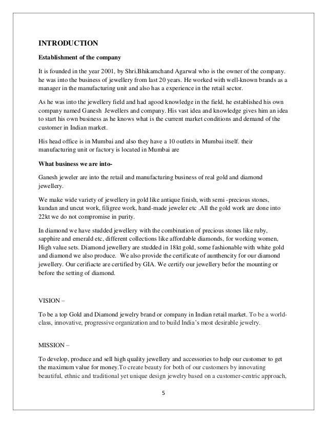 current market conditions essay