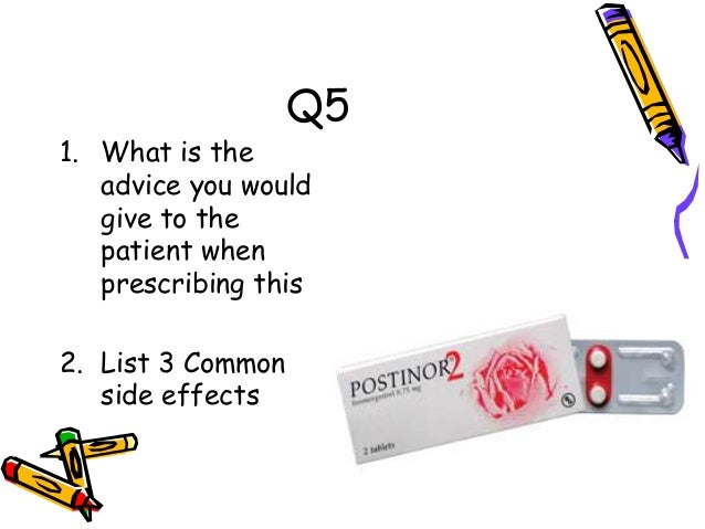 Q8 Give 4 risk factors from this antenatal record (Two slides)