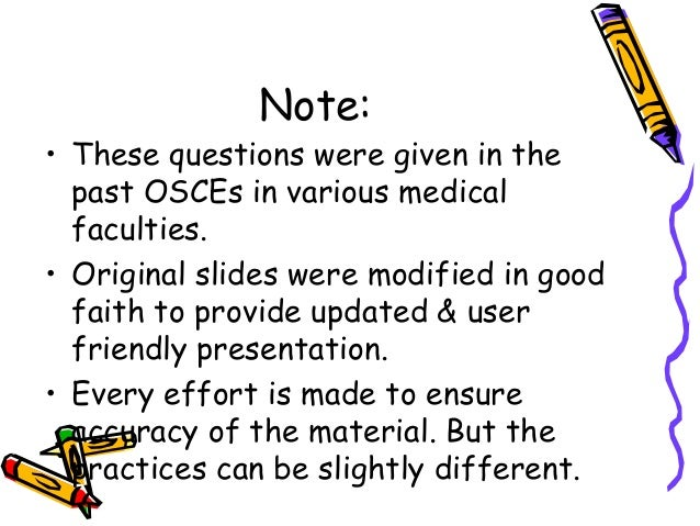 Final year.clinical OSCE-Obstetrics & Gynaecology.for medical undergraduates. with answers