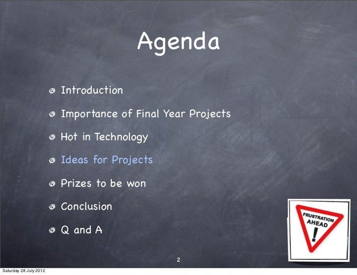 Final Year Projects in Chennai