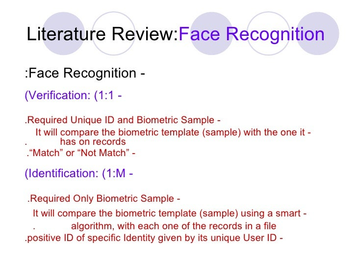 face recognition system essay Lecture 14: face recognition ucf crcv loading  lecture: pca for face recognition - duration: 48:03 amath 301 19,224 views 48:03 lecture 03.