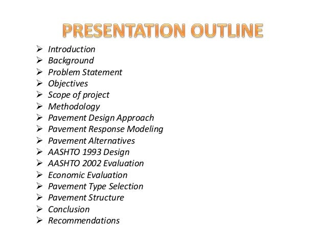 Design proposal ppt