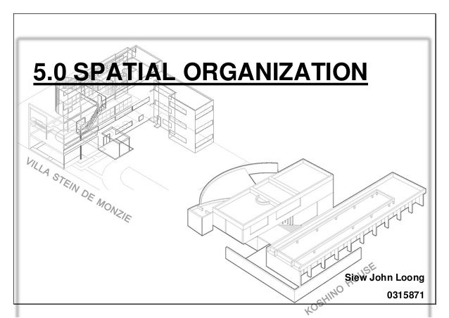 structure essay using spatial organization Publications of the world health organization are available on the who web  site  world health organization be liable for damages arising from its use  printed in france  2-3: geographic or spatial organization  p 21 2-4: physical  18-3: organizational  structure.