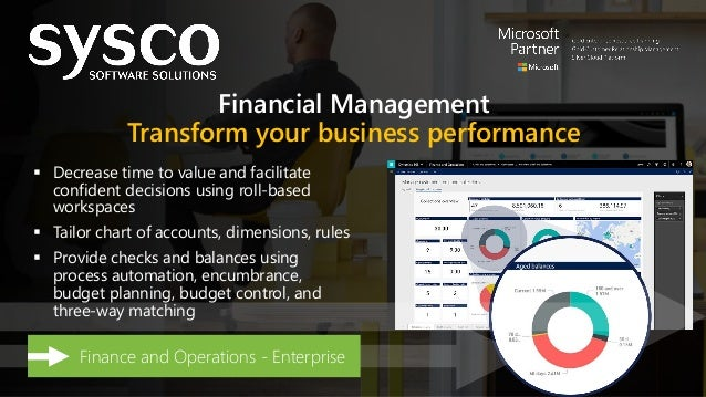 microsoft dynamics 365 for finance and operations enterprise edition