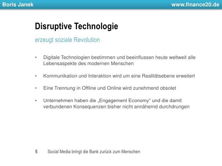 Disruptive Technologie<br />erzeugt soziale Revolution<br />Digitale Technologien bestimmen und beeinflussen heute weltwei...