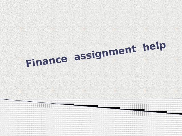 finance assignment help jpg cb  finance assignment help he l p ssign mentfina