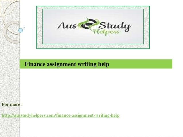 Assignment writing helper malaysia