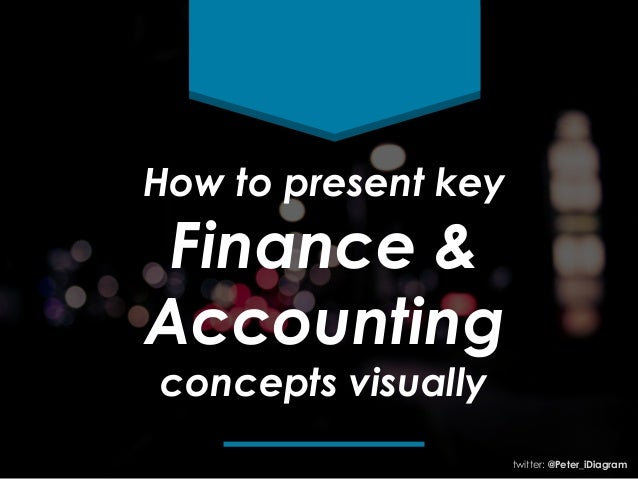 Presenting 4 Key Financial Management And Accounting Concepts