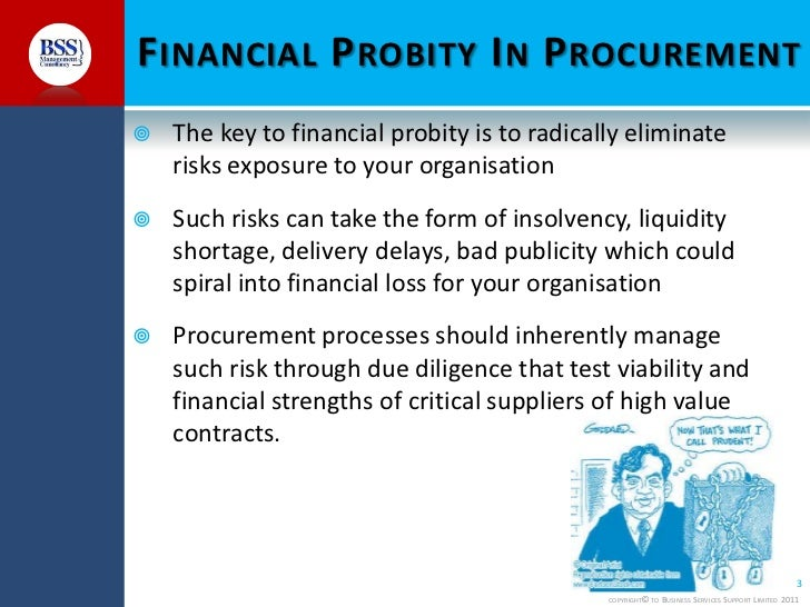 Finance Skills For Purchasing and Procurement Officers Slide 3