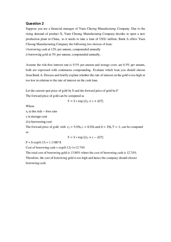 sample finance assignment expertsmind 2