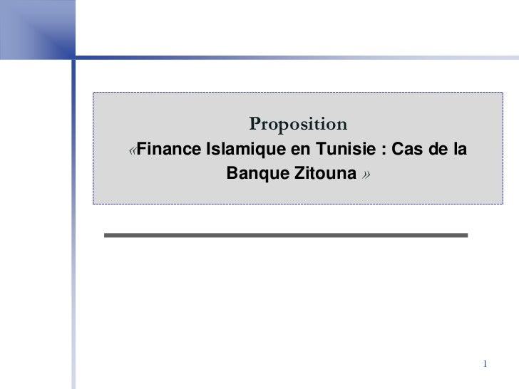 thesis finance islamique Masters in islamic financial management (mifm), at effat university in , view the best master degrees here.