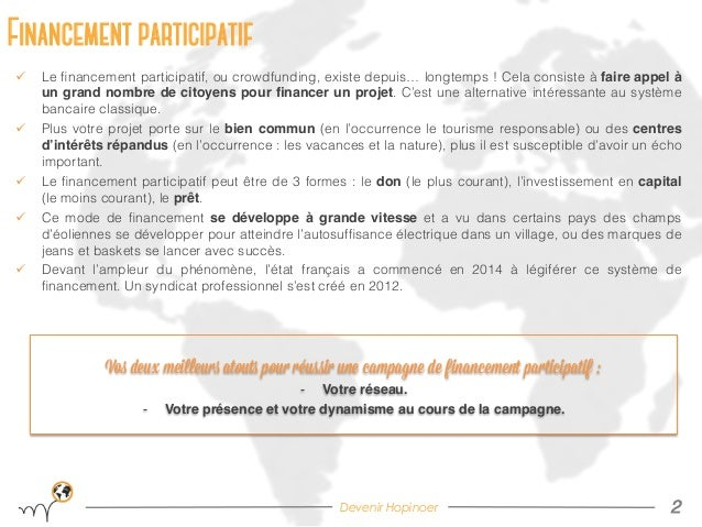 Financement participatif By Hopineo Slide 2
