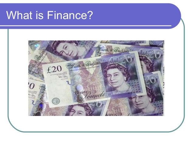 Finance powerpoint Slide 3
