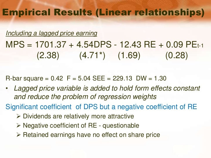effects of dividends on stock prices in nepal essay Free cash flow papers  stock having too much stock can be problem because it  cash transactions that have occurred along with the effects from those.