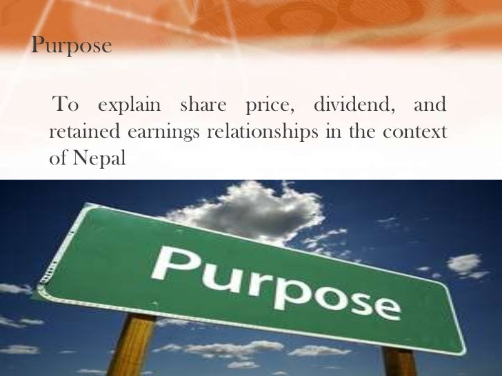 dividends policy and common stock prices essay It is therefore necessary, to understand the nature of the relationship between dividend and value of the firm it is in the light of this that the study examines the possible effects of a firm's dividend policy on the market price of its common stock with reference to the nigerian context, using nestle nigeria plc as case study.