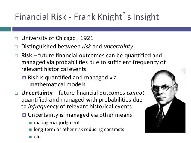 Knight 1921 risk uncertainty and profit pdf download