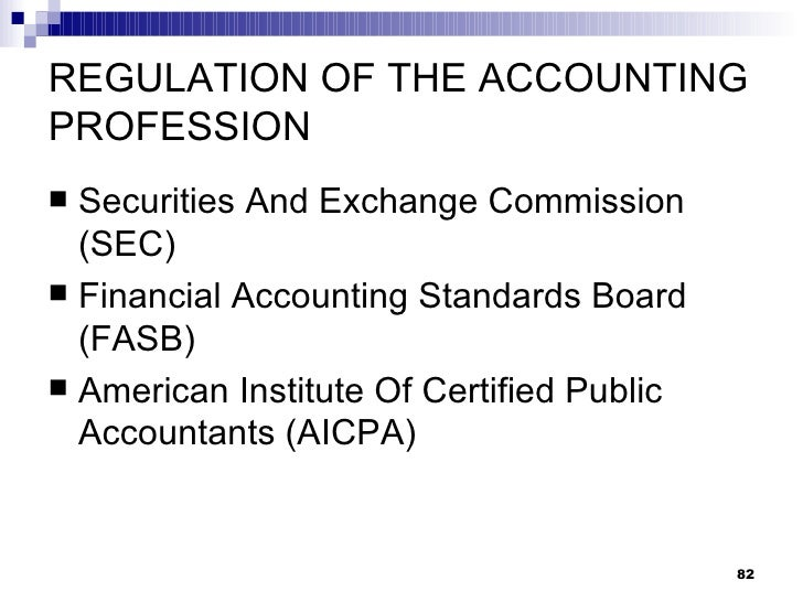 A comparison of the generally accepted accounting principles and the common bases of accounting