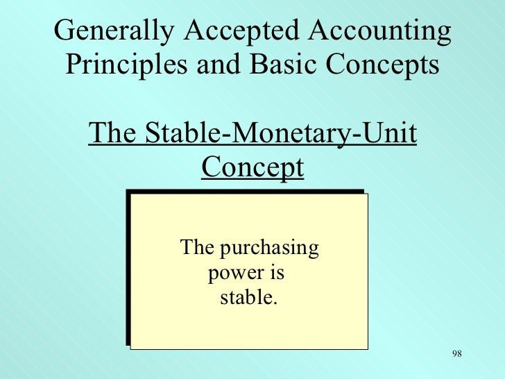 generally accepted accounting principles and financial Generally accepted accounting principles (gaap) are uniform minimum  standards of and guidelines to financial accounting and reporting gaap  establishes.
