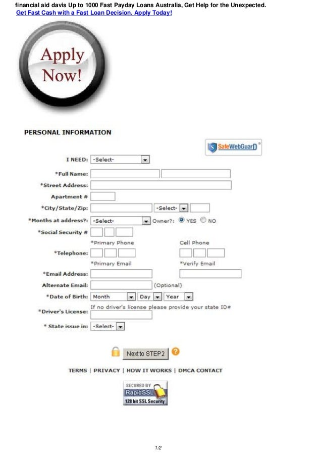 Payday loan quick application picture 10