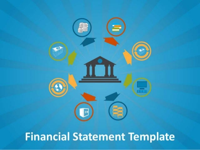 Financial Statement Powerpoint Template