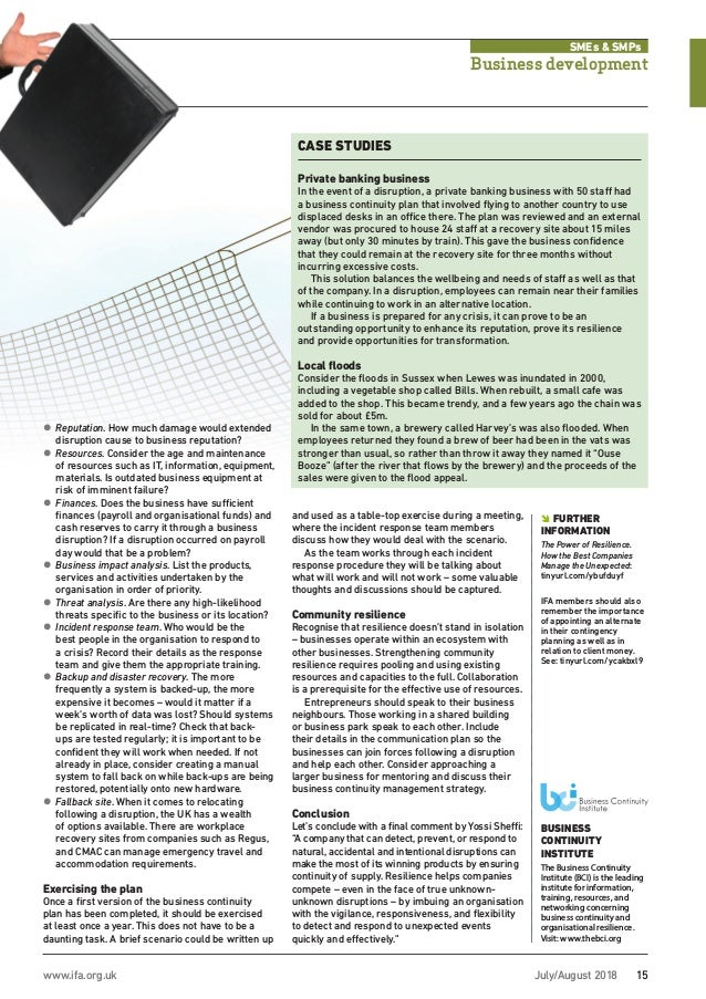 Financial Accountant - BCP Slide 2