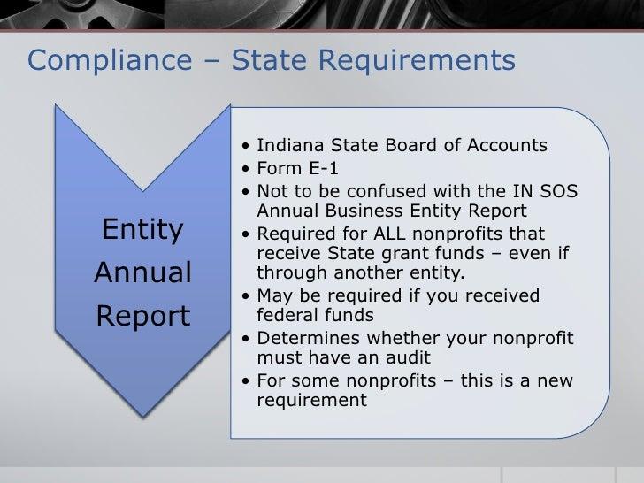 Financial Accountability Lafayette 10 2011