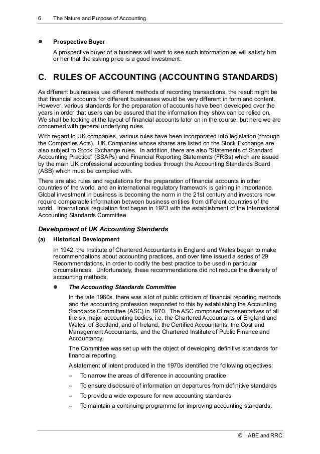 exposure of the accounting profession to Start studying intermediate exam 1 learn common set of standards that the accounting profession has developed and discussion paper, exposure.