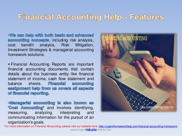 need help with cost accounting assignment This is why you made need college accounting homework help if you are having problems following your cost accounting or  help, cost accounting assignment help.