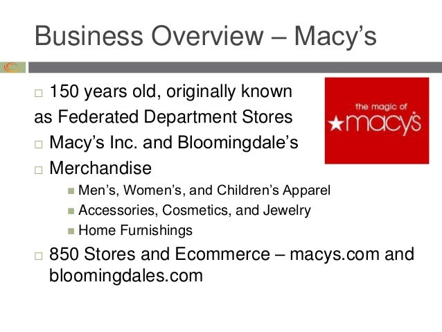 private label vs brand name a comparison of macys and the inc Macy's aims to grow its private-label business to represent 40 percent of total   that includes some of its best-selling lines: inc and alfani for.