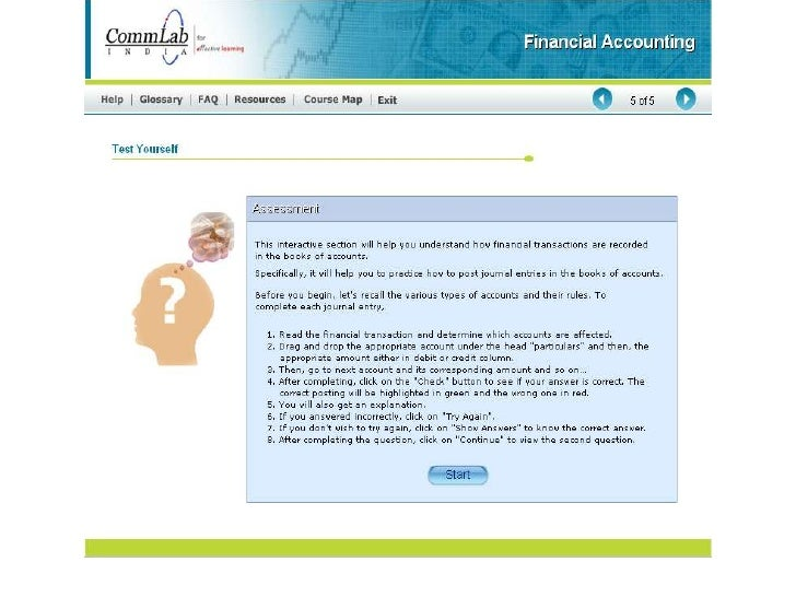 financial accounting course notes Accounting financial statements are the primary means of communicating   accounts payable amounts owed to suppliers for prior purchases notes payable.