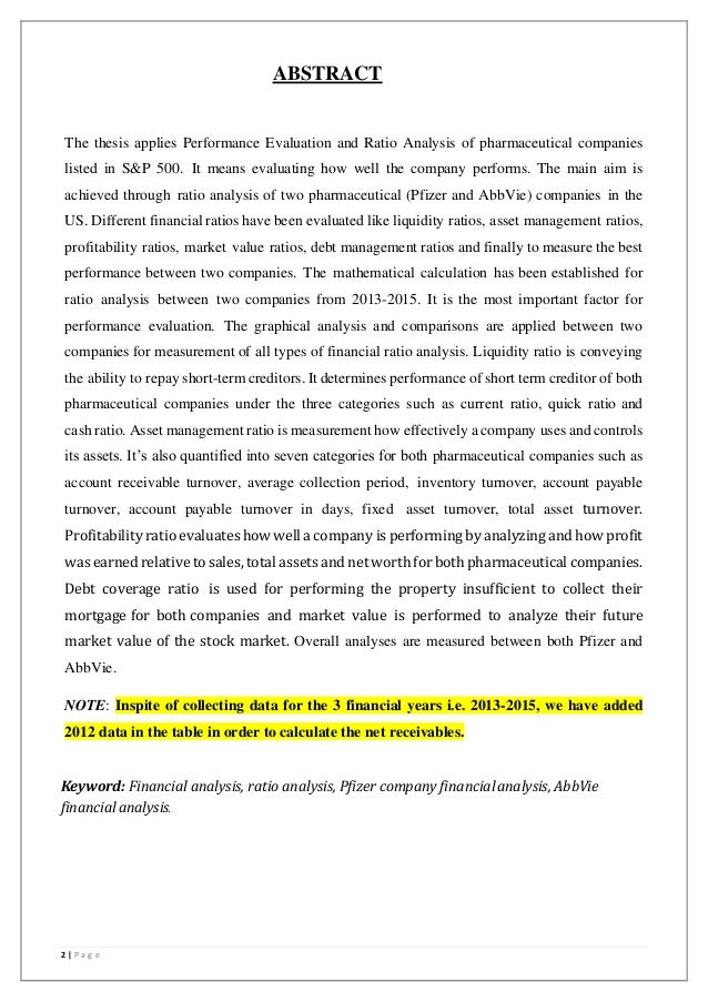 performance evaluation and ratio analysis of pharmaceutical company in bangladesh 1 abstract the thesis applies performance evaluation of pharmaceutical company in bangladesh it means evaluate how well the company performs the main aim is achieved through ratio.