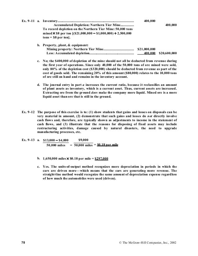 Depreciation life atv user manuals array financial accounting solution manual rh slideshare net fandeluxe Images