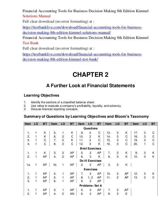 7th financial pdf edition kimmel accounting