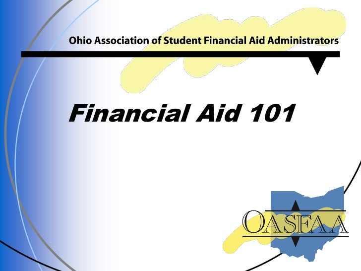 Financial Aid 101