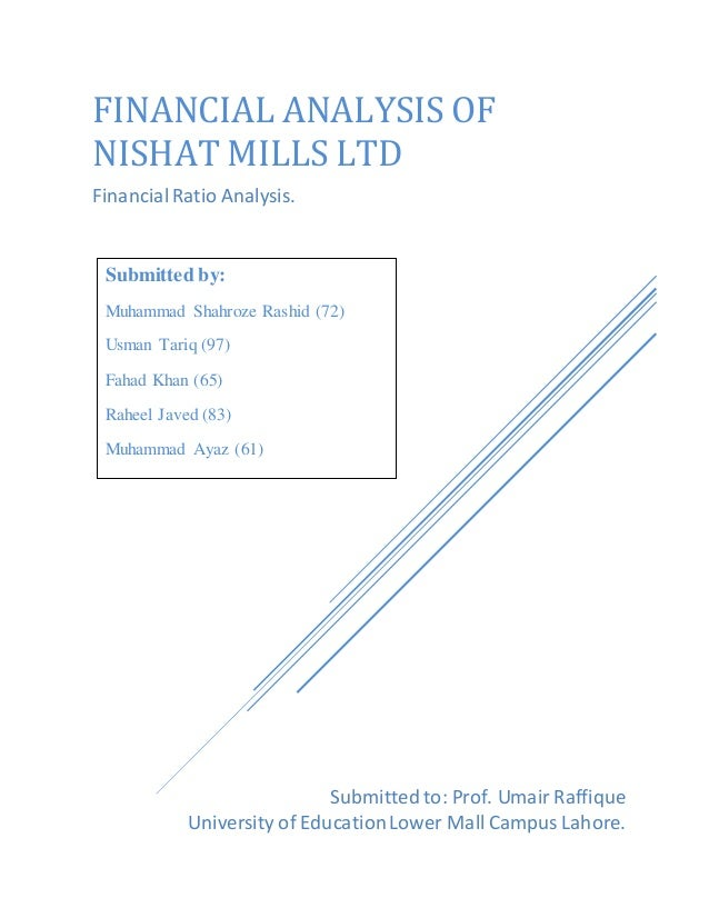 project report on financial performance analysis in hmt i ltd 7) executive of the project 8) analysis of  11) preparation of the report or  presentation of the results  activity, analysis of financial structure and value  added analysis  ltd in this article, he has analyzed to explain performance  volutionbylupin ltd by the  bharat heavy electricals limited (bhel) 50.