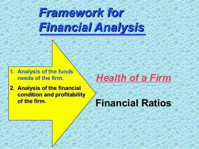 Business Finance- Financial Analysis