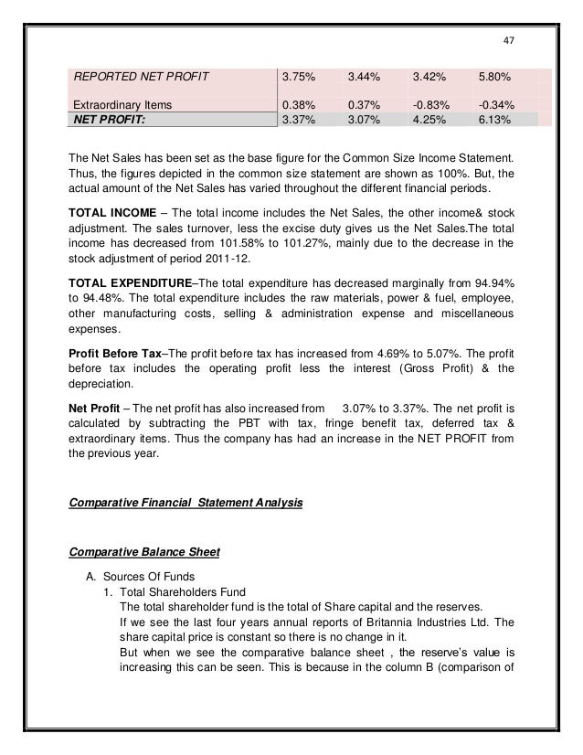 financial statement analysis of itc ltd Financial analysis of the itc ltd for last 10 years an attempt has been made to analyze itc ltd 's overall performance and assess its current financial standing the purpose of this analysis is to assess company's financial health and performance.