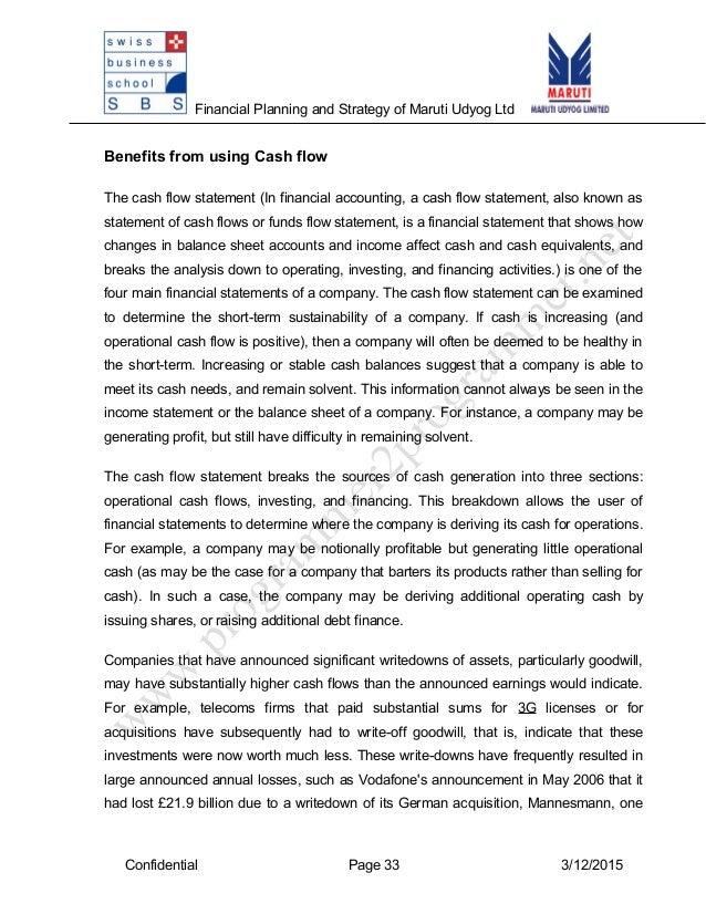 an analysis of maruti udyog limited Read this essay on maruti suzuki report  swot analysis of maruti suzuki swift  maruti udyog limited maruti udyog limited,.
