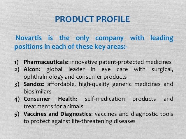 Novartis Animal Health Esb3: Financial Analysis Of Novartis Pharmaceuticals