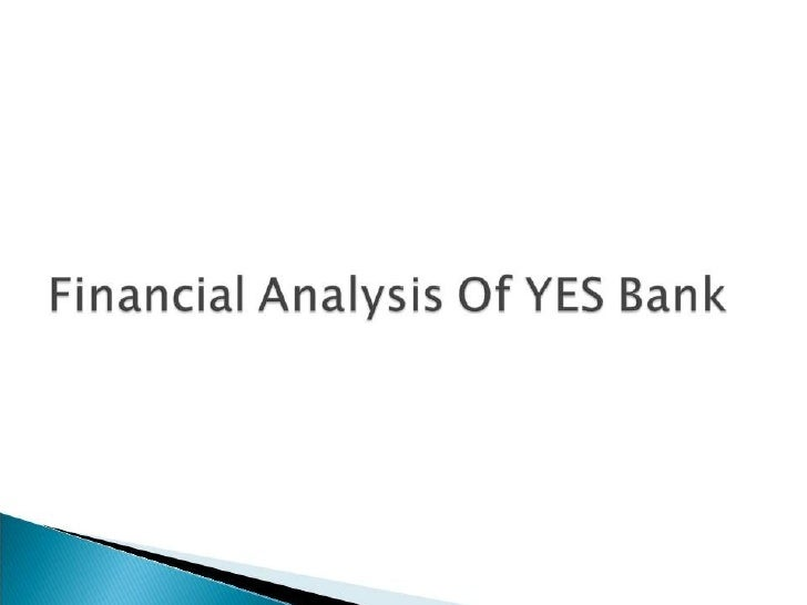 YES BANK: Mainstreaming Development into Indian Banking HBS Case Analysis