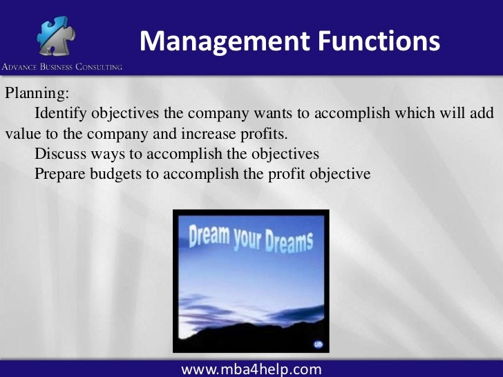 determine and discuss how managerial accounting Management accounting   51 classification of manufacturing costs and expenses introduction management accounting, as previously explained, consists primarily of planning.