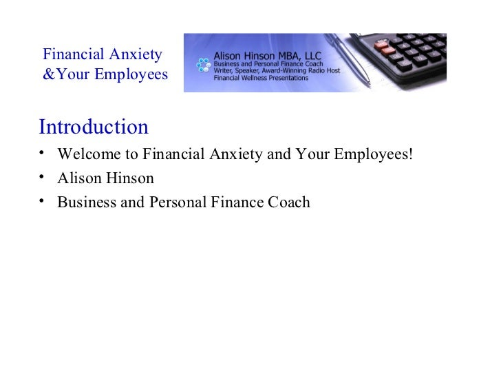 Financial anxiety and your employees - One (1) HRCI Credit