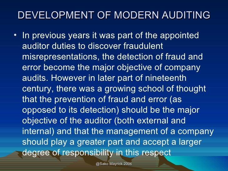 the role of external auditors in detecting corporate fraud accounting essay Free enron accounting essay analyse the corporate governance accounting fraud was exposed and bought about accounting reforms, audit.