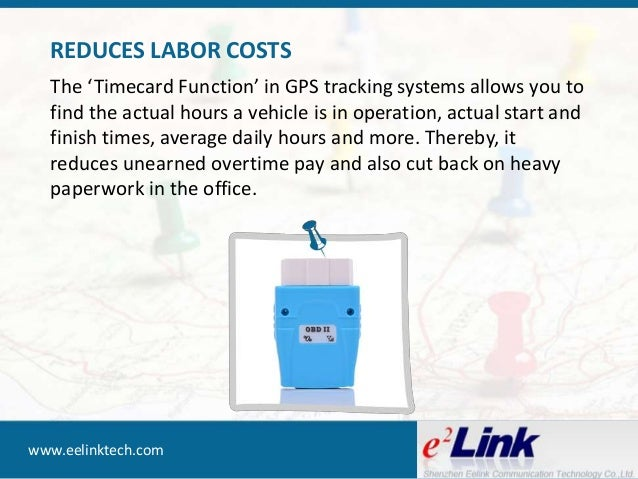 Financial Benefits of US Fleet Tracking Systems