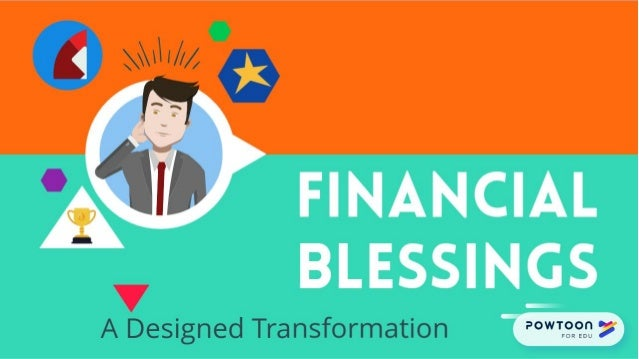 Financial Blessings