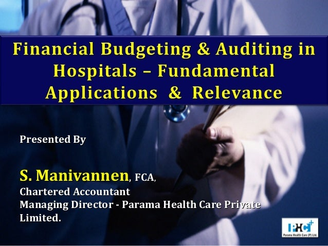 Presented ByPresented By S. ManivannenS. Manivannen,, FCAFCA,, Chartered AccountantChartered Accountant Managing Director ...