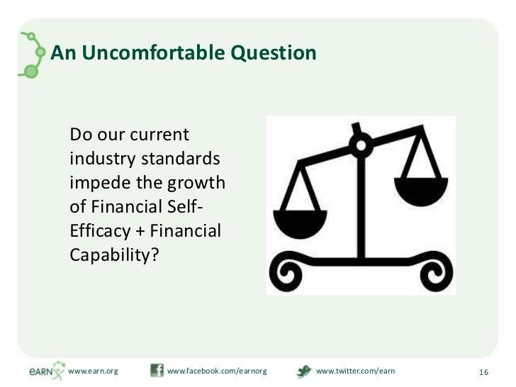 An Uncomfortable Question<br />www.earn.org                         www.facebook.com/earnorg                         www.t...