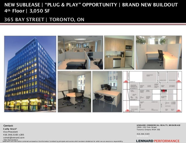Financial Core Office Space For Lease Toronto Small Offices Nov