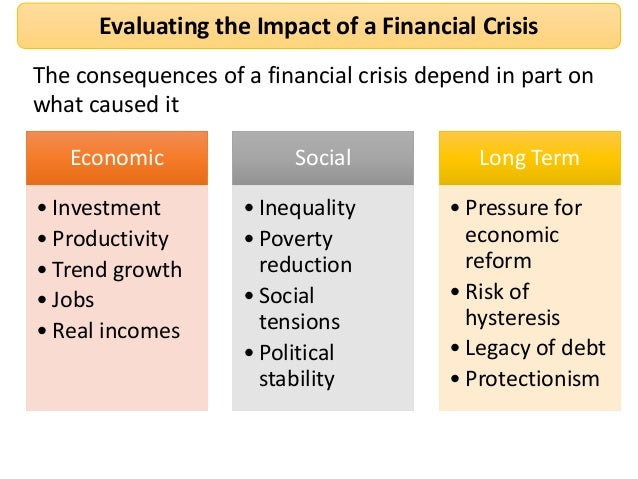 The Great Recession – Causes and Effects of the 2008-2009 Financial Crisis
